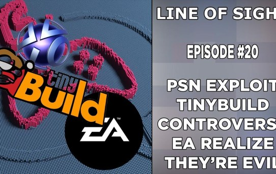 Sony ignores PSN Account Exploit, EA Bad Guys Disbelief, and Tinybuild DRM controversy with GOG!
