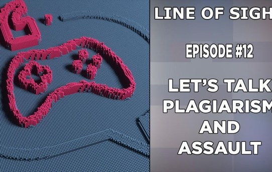 Bethesda Plagiarism, Pitchford Fit, Loot Boxes, and EA! Line of Sight #12