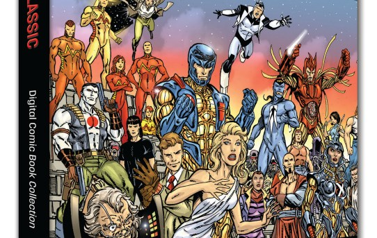 Digital Valiant Classic Comics Collection Now Available to Order!