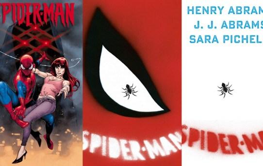 JJ Abrams' Spider-Man Gets Die-Cut Cover