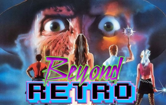 Beyond Retro #76 - Nightmare On Elm Street Part 3: The Dream Warriors