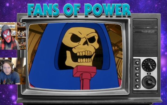 Fans of Power Episode 203 - The Mystery Of Man-E-Faces Commentary, Twiggets, Widgets & More!