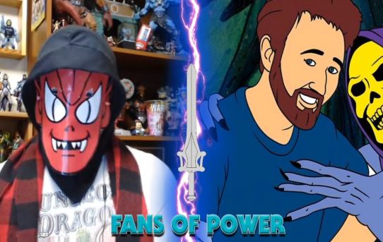Fans Of Power Episode 204 - Special Guest James Eatock! Into The Abyss Commentary & Much More!