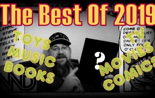 Nerd News Desk - The Best of 2019!