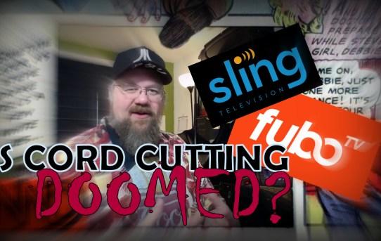 Nerd News Desk - Cord Cutting Woes, MAILBAG!
