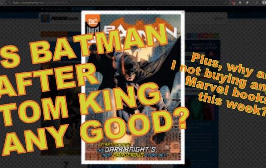 Nerd News Desk - Batman #86 Review, New Comics Preview