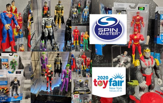Toy Fair 2020 Spin Master Gallery