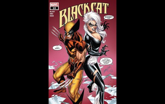 Comic Book Chronicles Ep. 354: Ba-By Warwolf Do Do-Do Do-Do