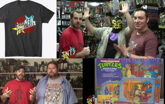 That New Toy Smell Turns 1! A Flava Dave Appears! MERCH?!