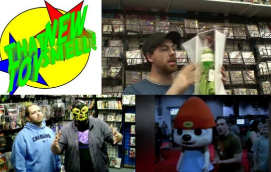 That New Toy Smell Memories including Devall's Dolls, DiRT's figures, and pre-TNTS stuff!