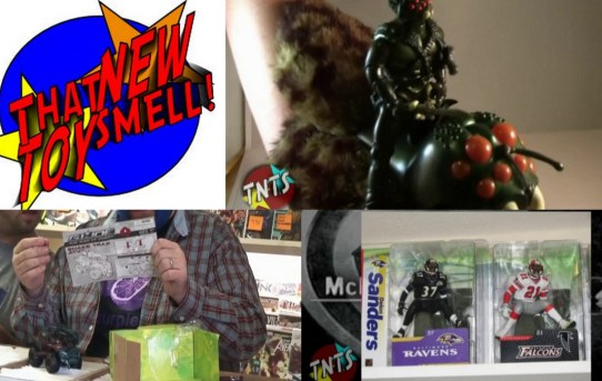 That New Toy Smell Episode 13 - Sectaurs, GI Joe ROC, McFarlane Sports