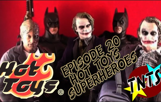 That New Toy Smell Episode 20 - Hot Toys Superheroes!