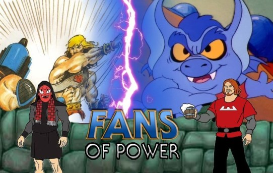 Fans Of Power #226 - Character Spotlight: Imp, The Tale Of Man-E-Faces UK Annual Story and More!