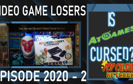 Video Game Losers Episode 2020 - 2: Can Atari Fanboys Like Colecovision?