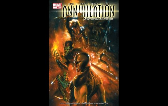 Comic Book Chronicles Ep. 362: The Road to Annihilation!