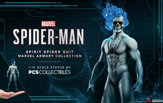 MARVEL ARMORY COLLECTION - Spider-Man - Spirit Suit 1:10 Scale Statue Pre-Order is LIVE