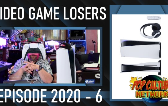 Video Game Losers Episode 2020 - 6: Playstation 5