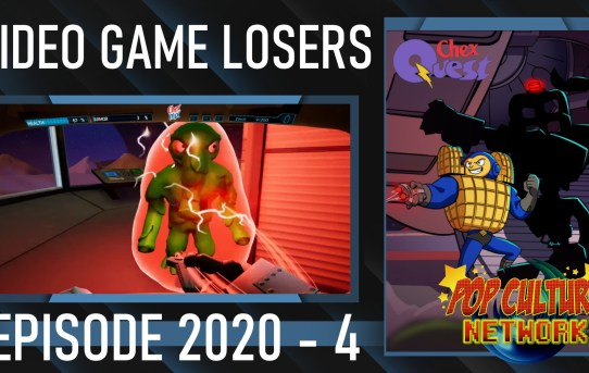 Video Game Losers Episode 2020 - 4: Chex Quest HD