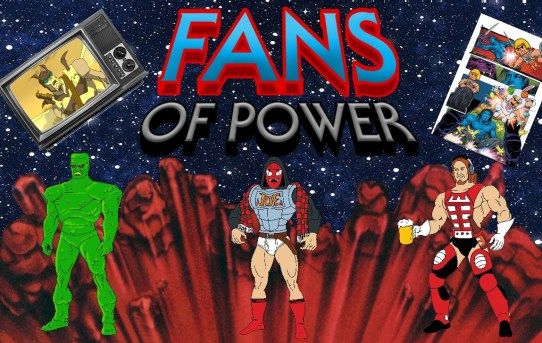 "Fans of Power #242 - ""Buzz-Off's Pride"" Commentary, MOTU Comics Fans Deserve & More!"