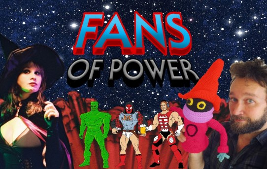 Fans of Power #245 - Special Guests James Eatock & Penny Dreadful!!