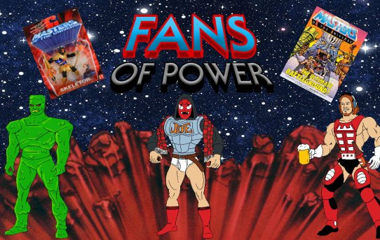 """Fans of Power #249 - Top 3 200X Figures & """"The Ultimate Battleground!"""" Mini-Comic Review!"""