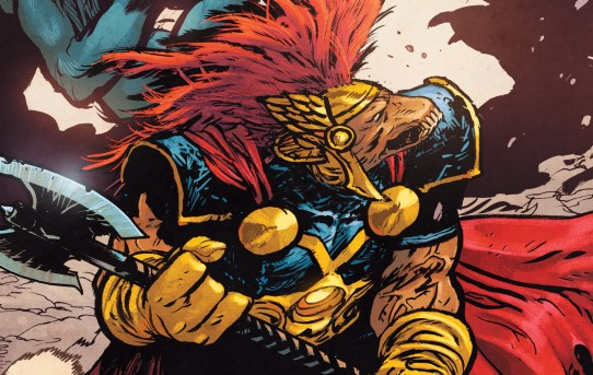 NEW BETA RAY BILL SERIES SPINNING OUT OF DONNY CATES' THOR AND THE EVENTS OF KING IN BLACK!
