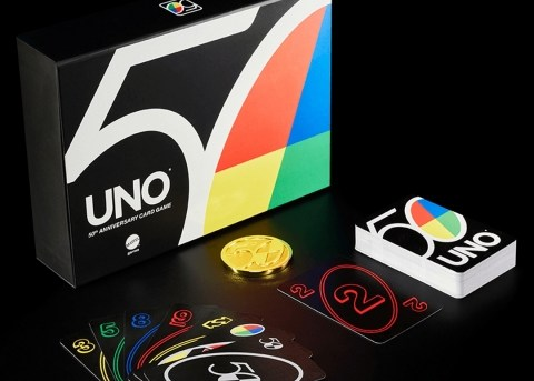 UNO® Celebrates 50 Years of Bringing People Together