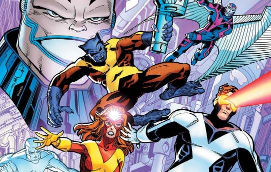 LOUISE AND WALTER SIMONSON RETURN TO THEIR X-FACTOR RUN IN X-MEN LEGENDS #3!