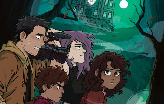 Your First Look at the Spooktacular SPECTER INSPECTORS #1 from BOOM! Studios