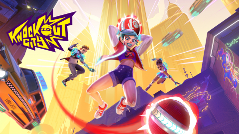 EA and Velan Studios Reveal Knockout City -- an All-new Dodgeball-inspired Team-based Multiplayer Game