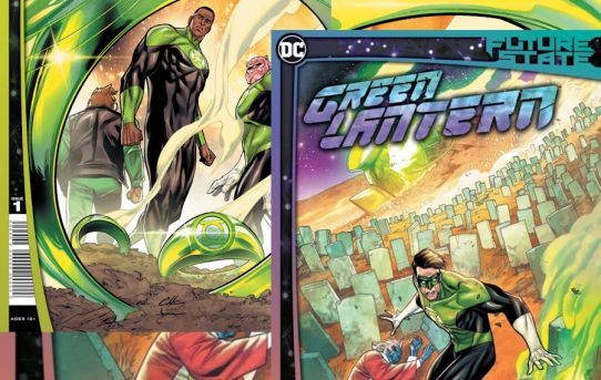 Future State: Green Lantern #1-2 (2021) Review