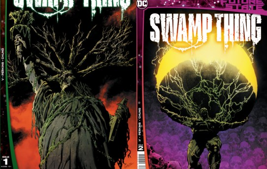 Future State: Swamp Thing #1-2 (2021) Review