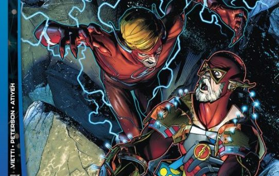 Future State: The Flash #2 (2021) Review