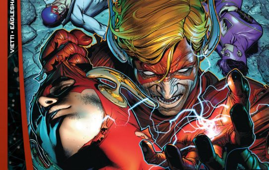 Future State: The Flash #1 (2021) Review