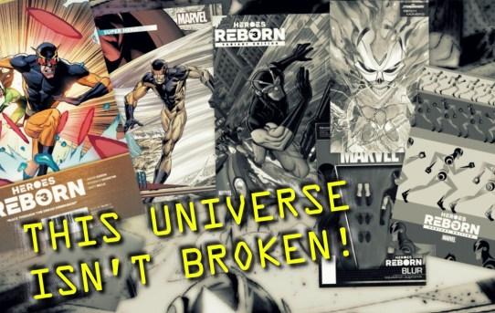 Heroes Reborn #3 (2021) Review