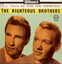 """The Righteous Brothers, """"(You're My) Soul and Inspiration"""""""
