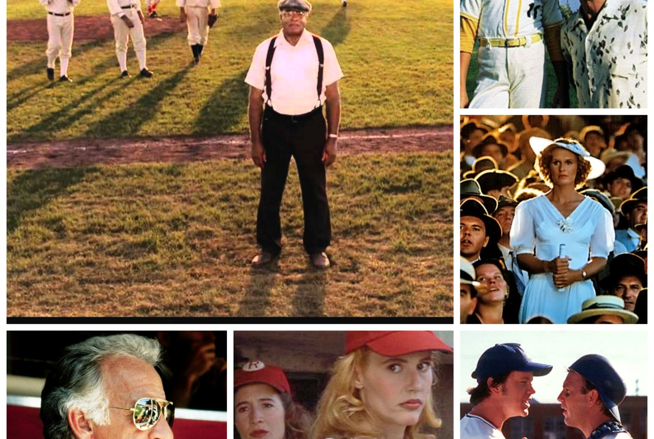 America's Favorite Baseball Movies