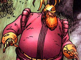 The Comics book Volstagg