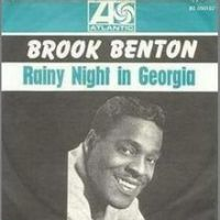 "Brook Benton, ""Rainy Night In Georgia"""