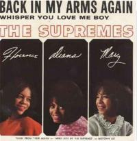 "The Supremes, ""Back in My Arms Again"""