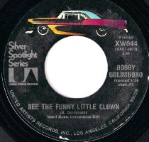 "Bobby Goldsboro, ""See the Funny Little Clown"""
