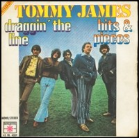 """Tommy James, """"Draggin' the Line"""""""