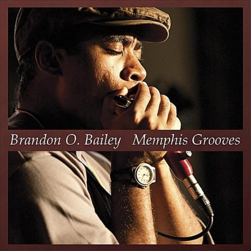 """Brandon O. Bailey, """"Memphis Grooves"""""""