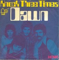 "Dawn, ""Knock Three Times"""