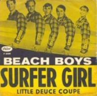 "The Beach Boys, ""Surfer Girl"""