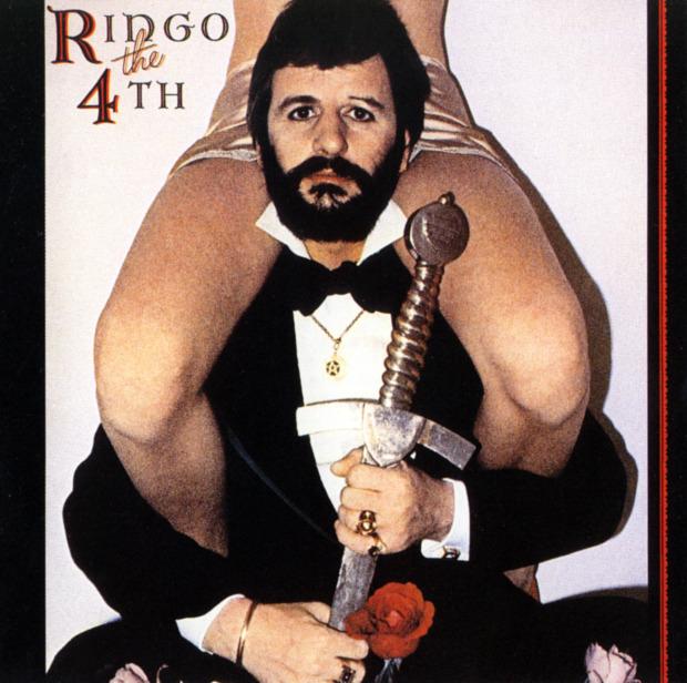 Nobody's Favorite Record Reviews #1: Ringo Starr's
