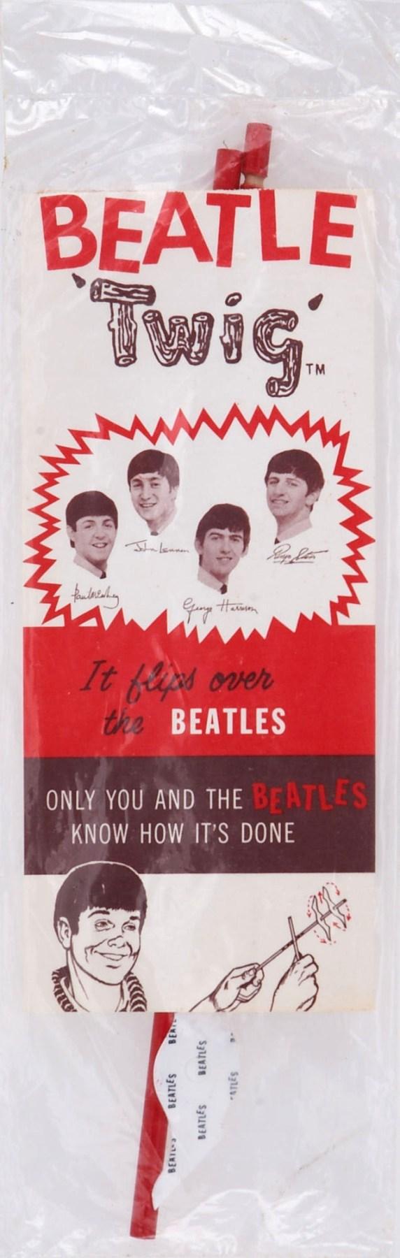 Beatle Twig (c. 1964)