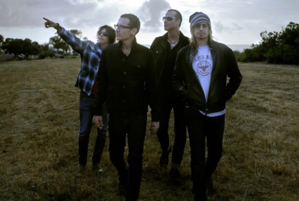 Stone Temple Pilots w/Chester Bennington