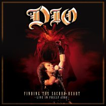 DIO - Finding The Sacred Heart ; Live In Philly 1986 (front)