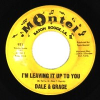 """Dale & Grace, """"I'm Leaving It Up to You"""""""